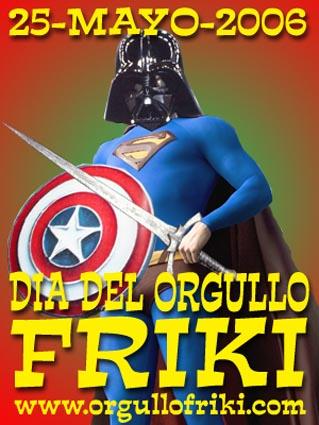 25 de mayo, día del ORGULLO FRIKI, una oportunidad didáctica