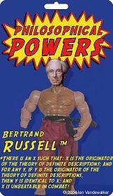 Russell contraataca...