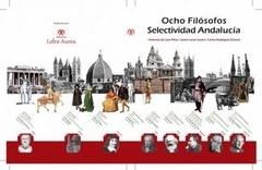 """""""Ocho Filósofos"""", libro para selectividad"""