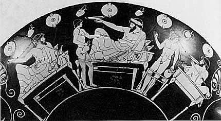 Filosofía en La Casa del Libro: Una práctica con el Banquete de Platón