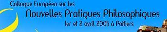 Coloquio Europeo sobre Nuevas prácticas Filosóficas