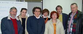 Foto de nuestro curso, con Óscar